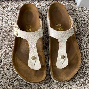 Brikenstock Gizeh Sandal Size 41